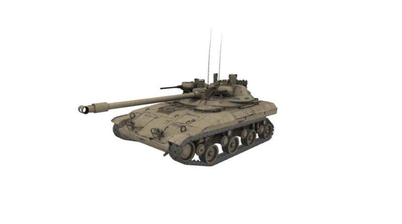 Update 4.2 - Full details for Light tank matchmaking