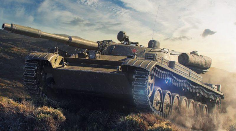 T-100 LT   Wot.World