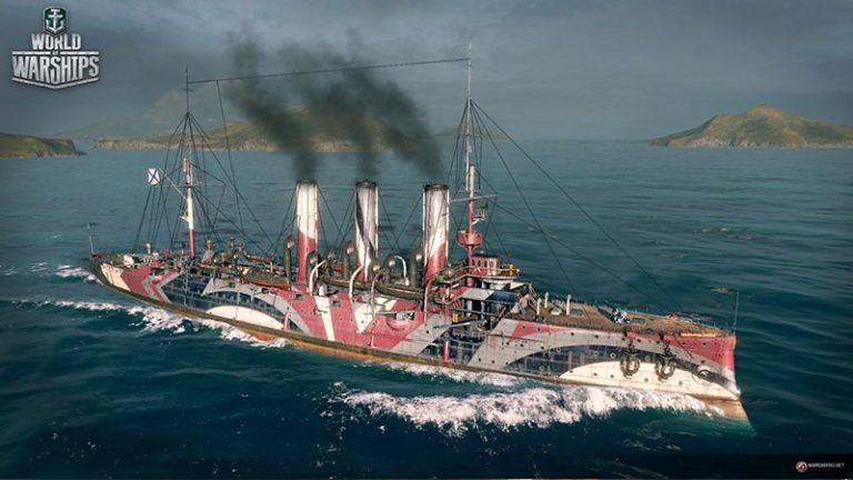 Крейсер Диана Lima(2-й уровень)