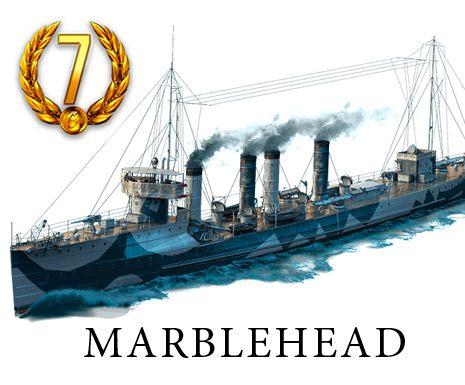 Как получить инвайт WoWS на Marblehead?